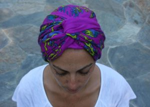 Tips for making turbans and headbands