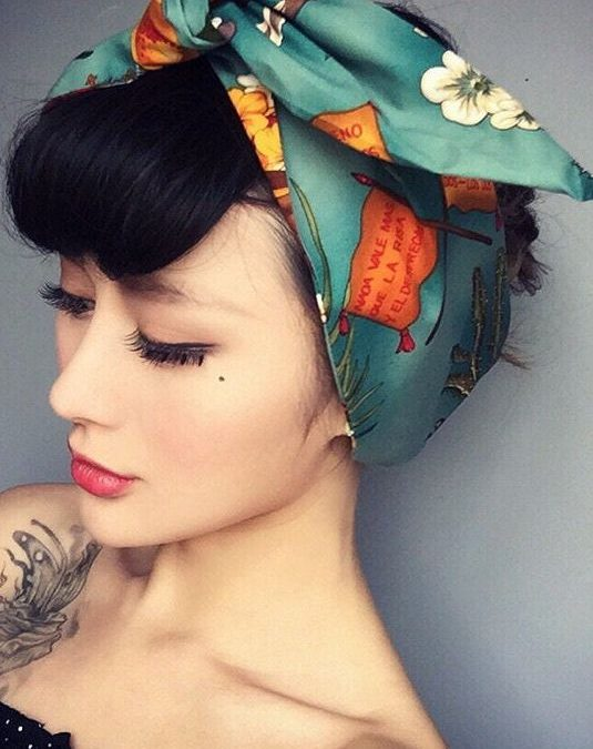 10 Top Tips for Turbans and Head Scarfs