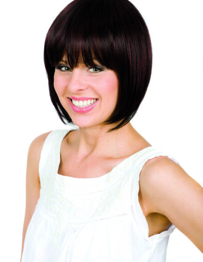 ladies wigs by Baguley's of Cheshire