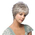 short length ladies wig