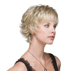 collection of short ladies hair wigs