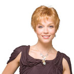 collection of short styled wigs for women