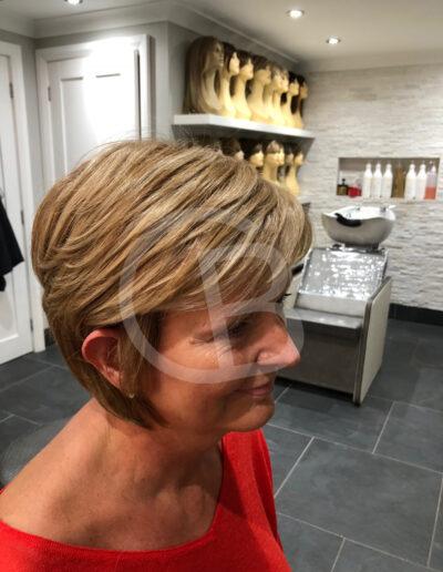 Handmade ladies wigs