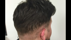 Male hair loss replacement systems, handmade wigs, hairpieces and toupees by Baguley's of Cheshire