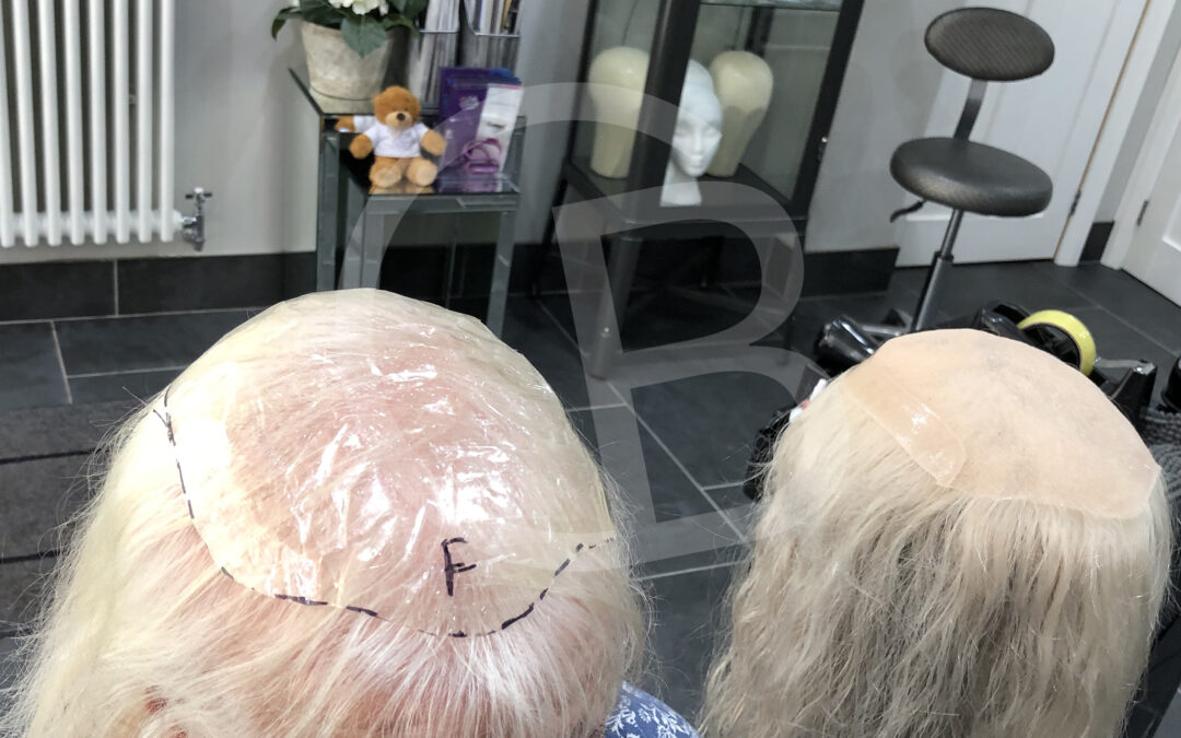 The difference between hairpieces and handmade wigs