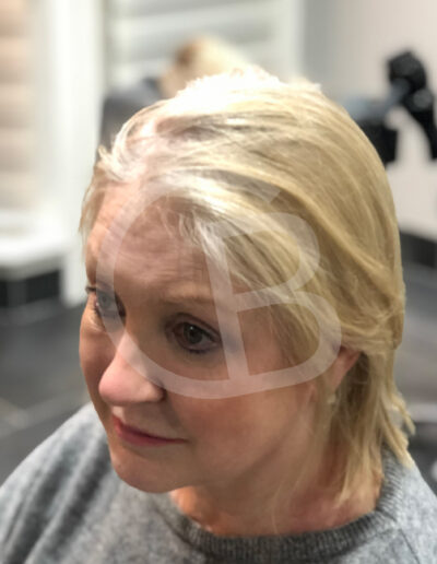 For women suffering with hair loss, we offer bespoke handmade wigs and hairpieces in Cheshire & Manchester