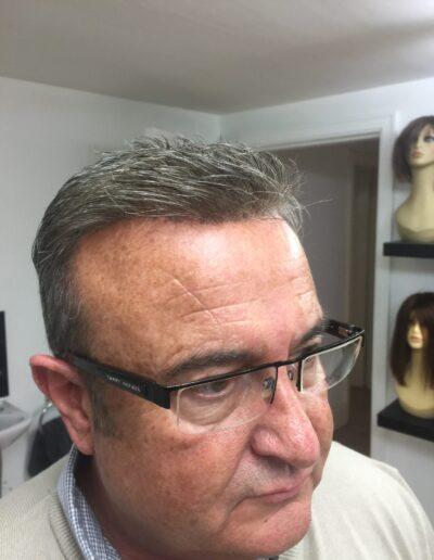 lace custom made hair systems