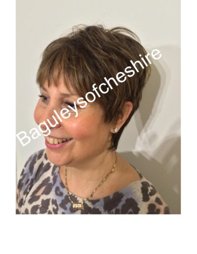 custom-made wig by Baguley's of Cheshire