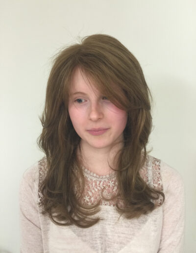laura's bespoke wig