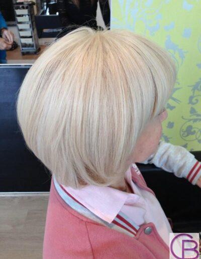 bespoke handmade wig for women