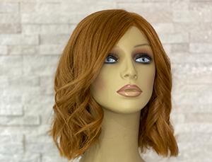Short length women's wigs by Chris Baguley in Cheshire & Manchester
